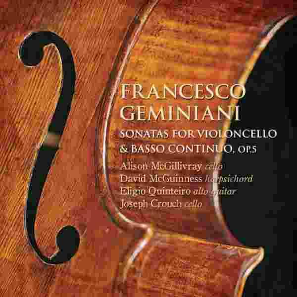 Geminiani Cello Sonatas