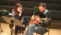 Olivia Chaney and Alasdair Roberts
